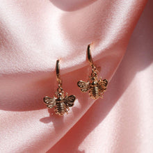 Load image into Gallery viewer, Bee Drop Earrings - Momo Babe