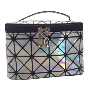 Holographic Makeup Bag - Momo Babe