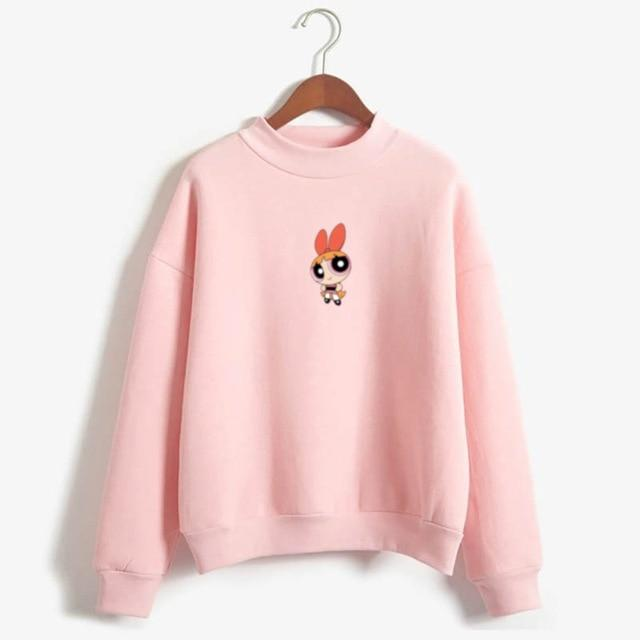 Powerpuff Girls Sweatshirt - Momo Babe