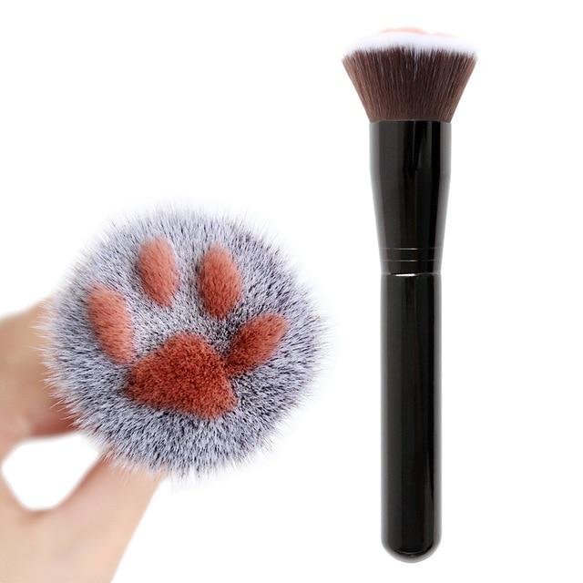 Cat Paw Makeup Brush - Momo Babe