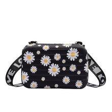 Load image into Gallery viewer, Squared Crossbody Daisy Bag - Momo Babe