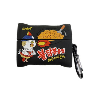 Spicy Noodles Wireless Earphones Cases - Momo Babe