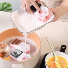 Load image into Gallery viewer, Paw Dish Washing Sponge Set