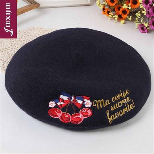 Fantasy Wool Beret Collection - Momo Babe
