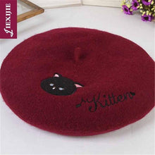 Load image into Gallery viewer, Fantasy Wool Beret Collection - Momo Babe