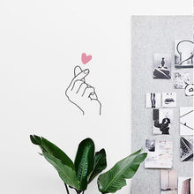 Load image into Gallery viewer, Love Wall Sticker - Momo Babe
