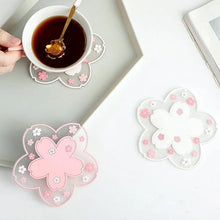 Load image into Gallery viewer, Sakura Coasters Set 2pcs - Momo Babe