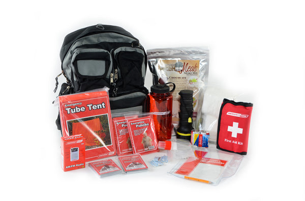 2 Person Essential Survival bug out bag by Legacy