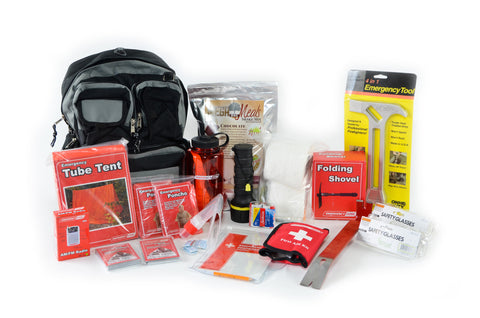 Earthquake preparedness kit by Legacy Essentials