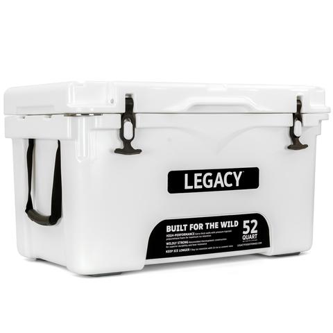 52 Quart High-Performance Rotomolded Cooler