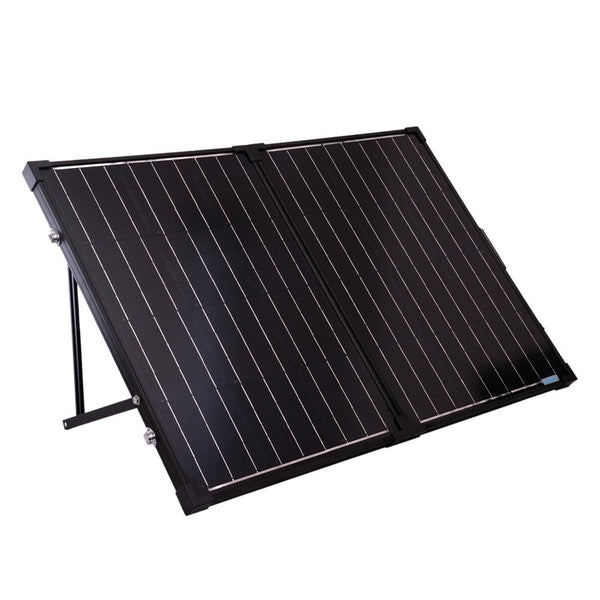 Renogy Foldable Solar Suitcase Battery Charger 100W