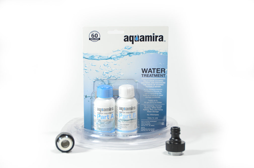 Aquamira Treatment and Fill Kit