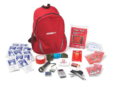 Legacy Premium emergency preparedness bug out bag basic survival kit