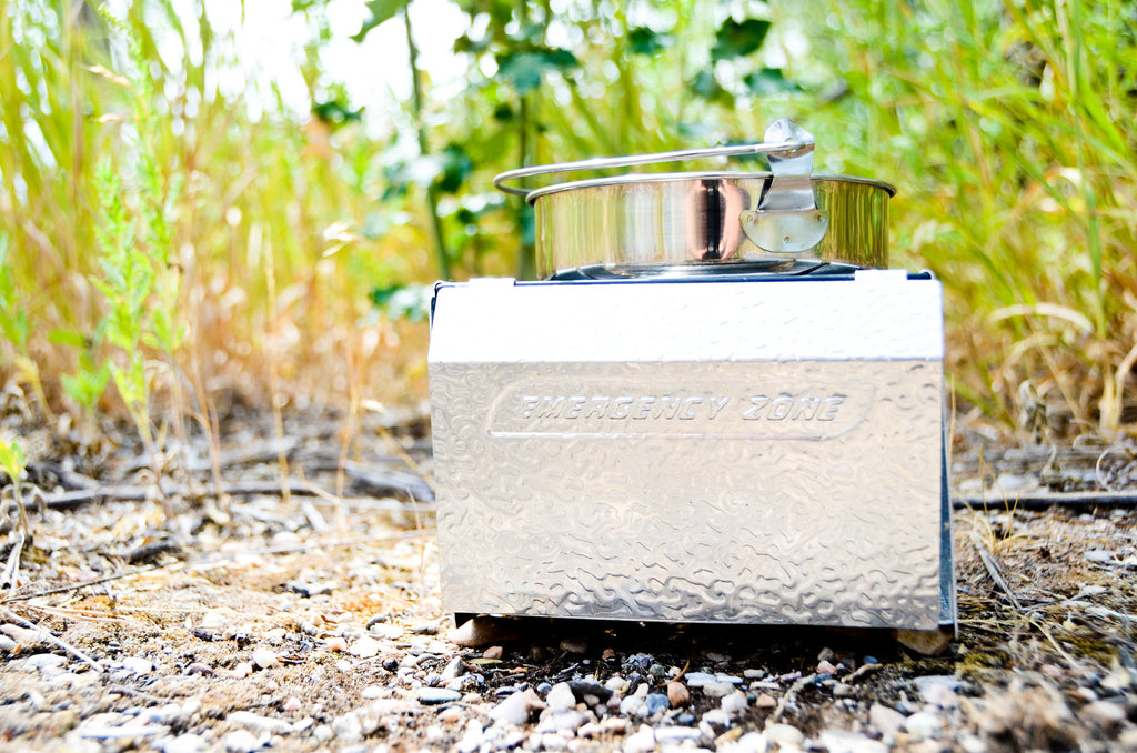 Bobcat Emergency Survival Camping Stove by Legacy Premium Food Storage