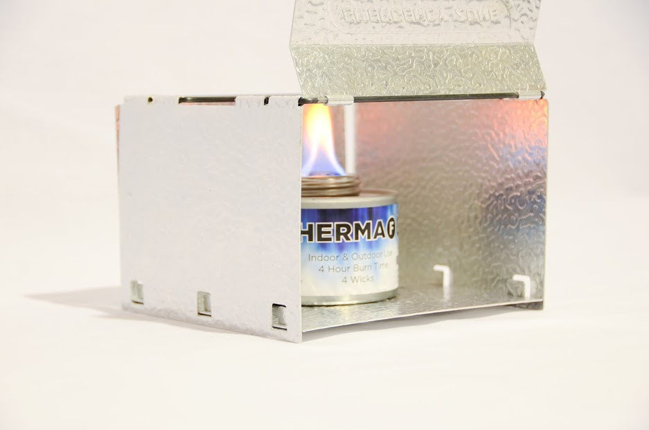 Thermafuel Sterno like real flame gel fuel