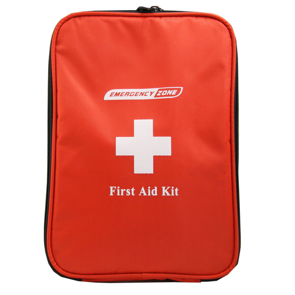 First Aid Survival Kit items closed