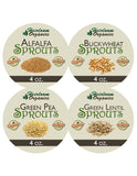 3-Day Food Independence Sprout Pack by Heirloom Organics