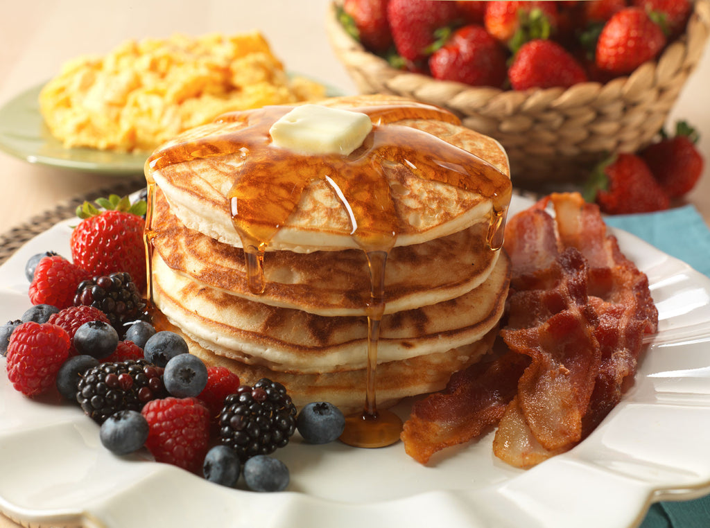 Old Fashioned Pancakes from the 183 Serving Sample Pack