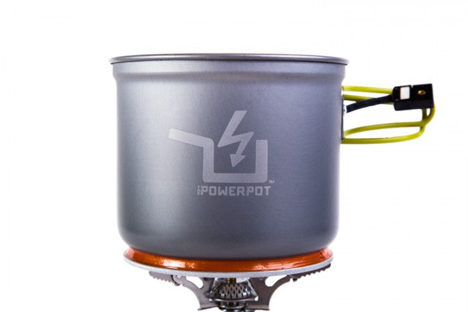 The PowerPot V - Portable Generator/Cooking Pot