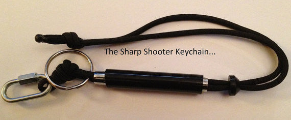 Sharp Shooter keychain self defense weapon picture