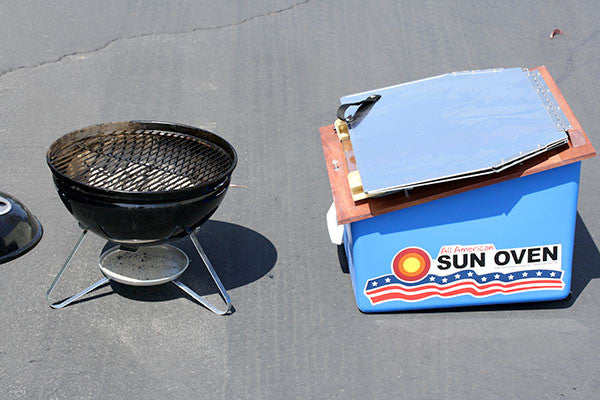 All American Sun Oven Solar Cooker