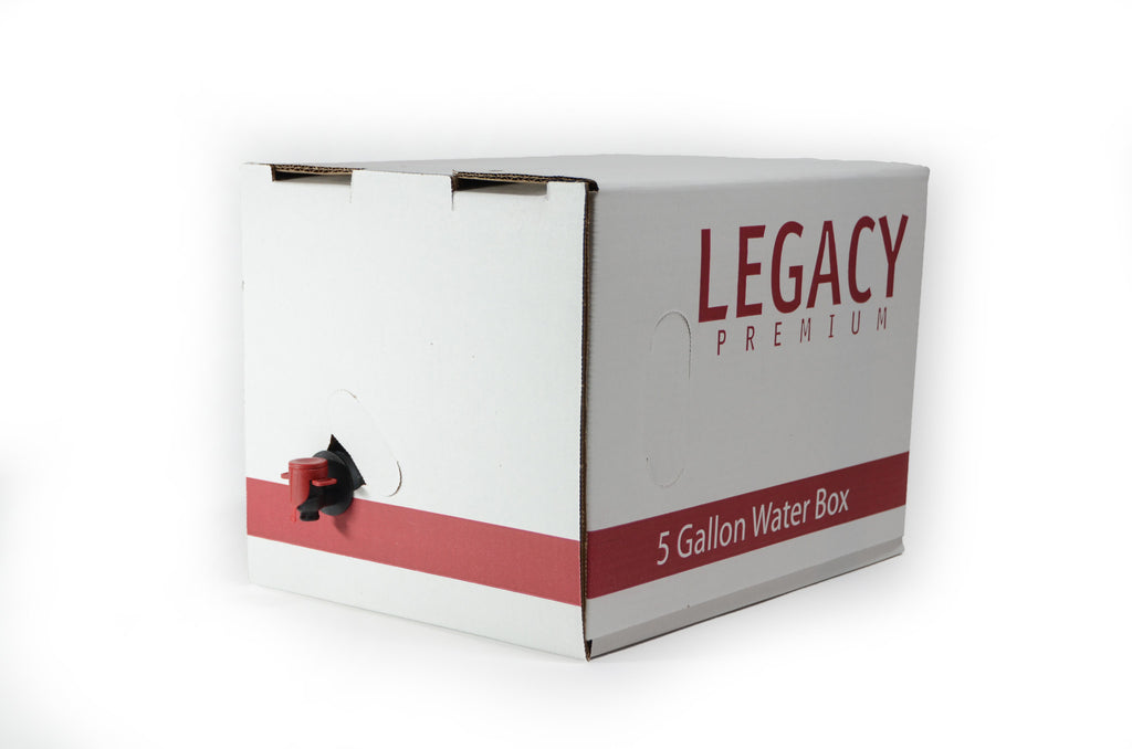 120 Gallon Water Storage Box Set by Legacy Premium Closed picture