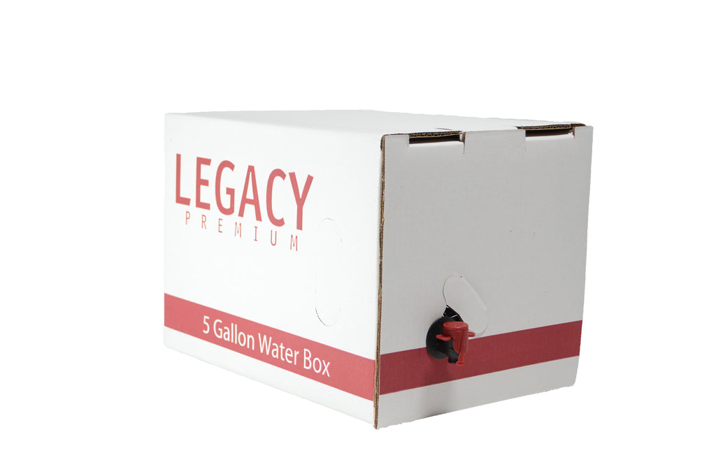 120 Gallon Water Storage Box Set by Legacy Premium Closed picture 2