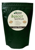 Heirloom Organics NON-GMO Organic Sprout Sampler