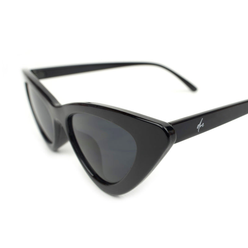 Poppy Sunnies - Black