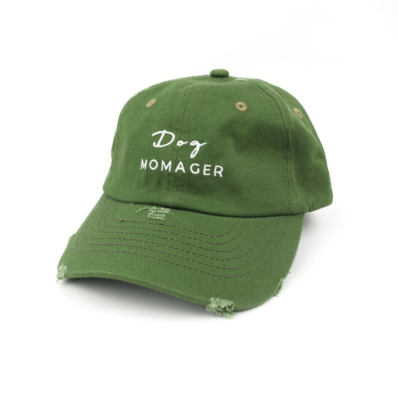 Dog Momager Hat - Khaki
