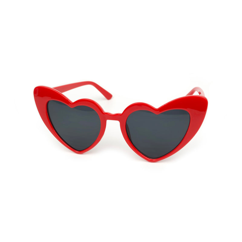 Heartbreaker Sunnies - Red