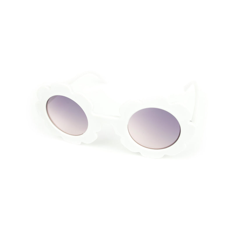 Mini Momager™ Sunnies - White Flower