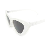 Poppy Sunnies - White