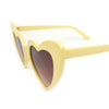 Heartbreaker Sunnies - Yellow