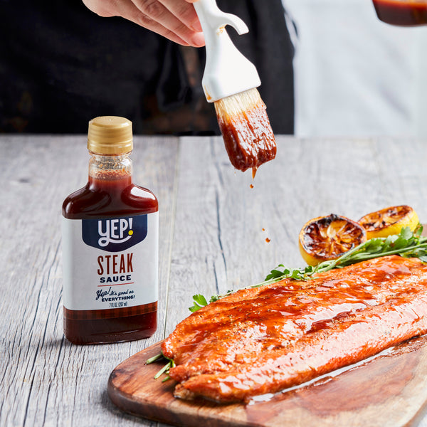 Yep! Steak Sauce - 7 oz