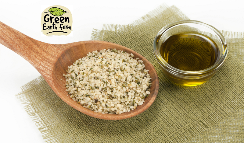 Green Earth Farm | Hemp Seeds | Health Kick