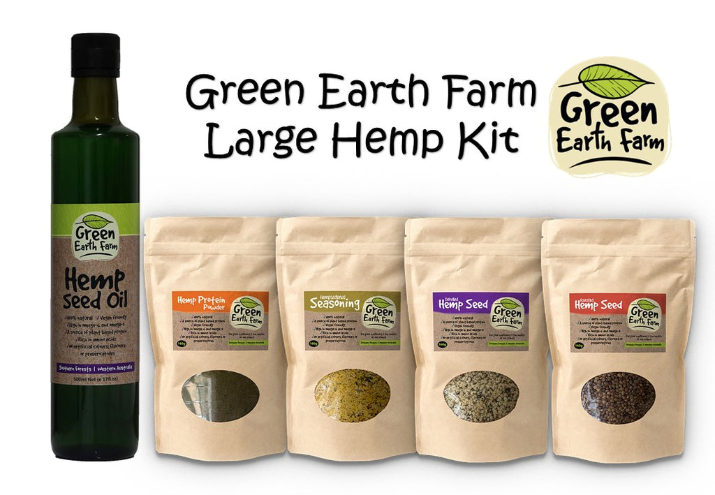 Green Earth Farm Hemp Kit ~ Large
