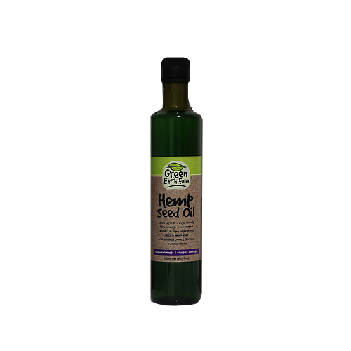 Green Earth Farm Hemp Oil 250ml | Hemp Oil