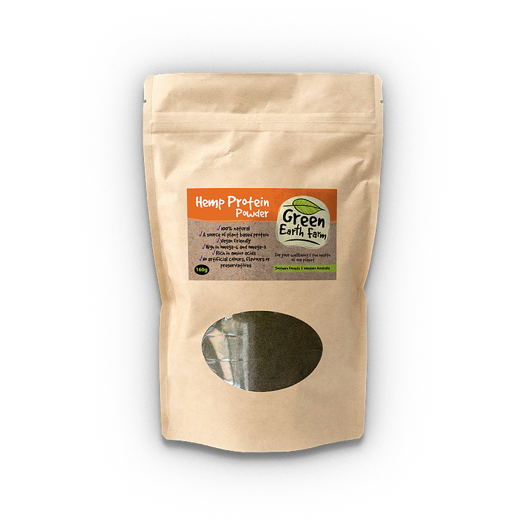 Hemp Protein Powder | Green Earth Farms Hemp Protein Powder