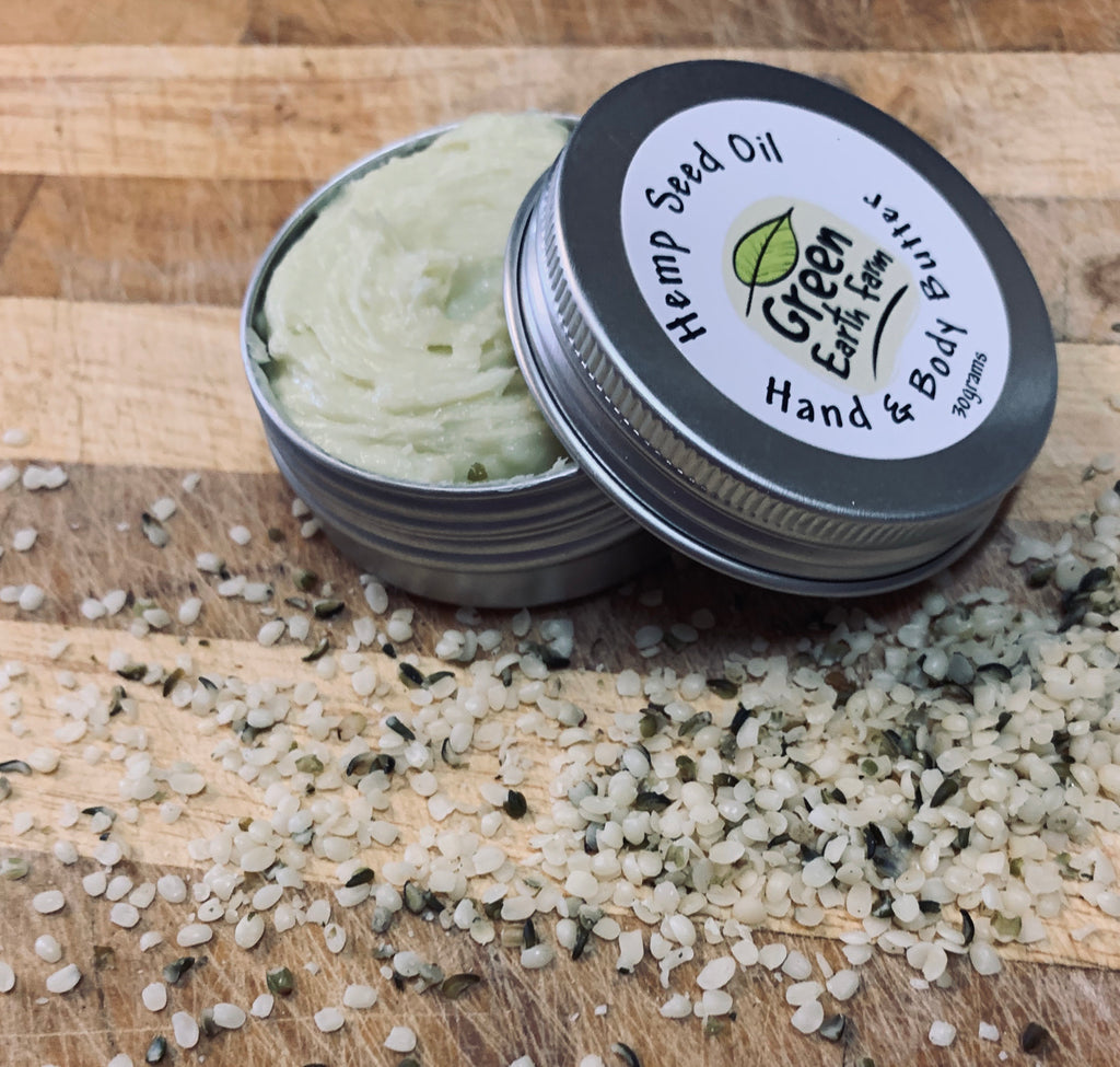 Green Earth Farm Hemp Oil Hand & Body Butter