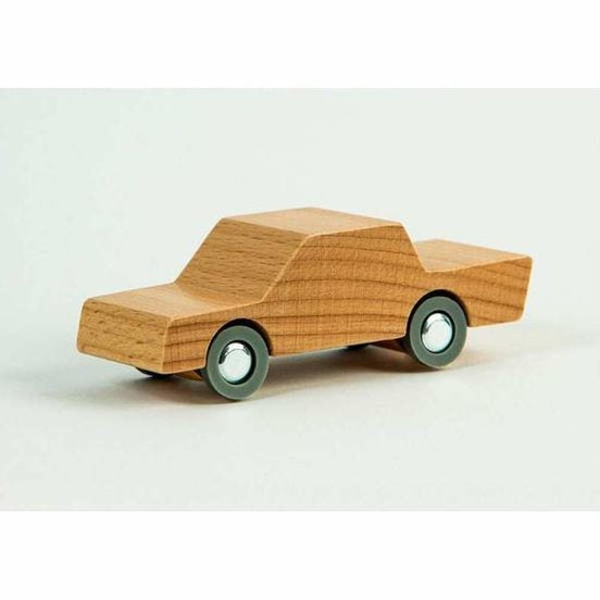 Waytoplay Back and Forth Car (Woody)