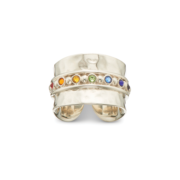 Chakra healing and balance ring