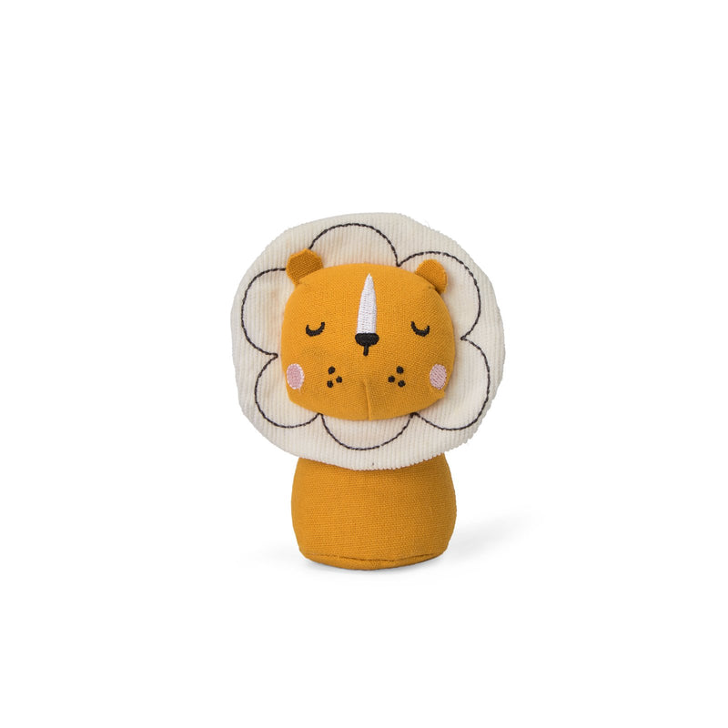 Mini Rattle Lion (10cm)