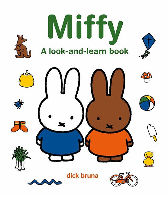Miffy: A Look and Learn Book