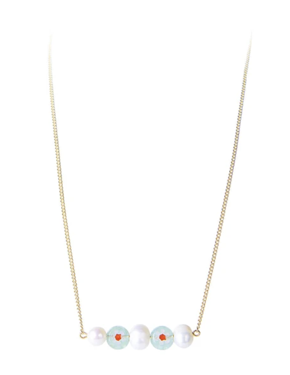 Cocomero Pearl Necklace