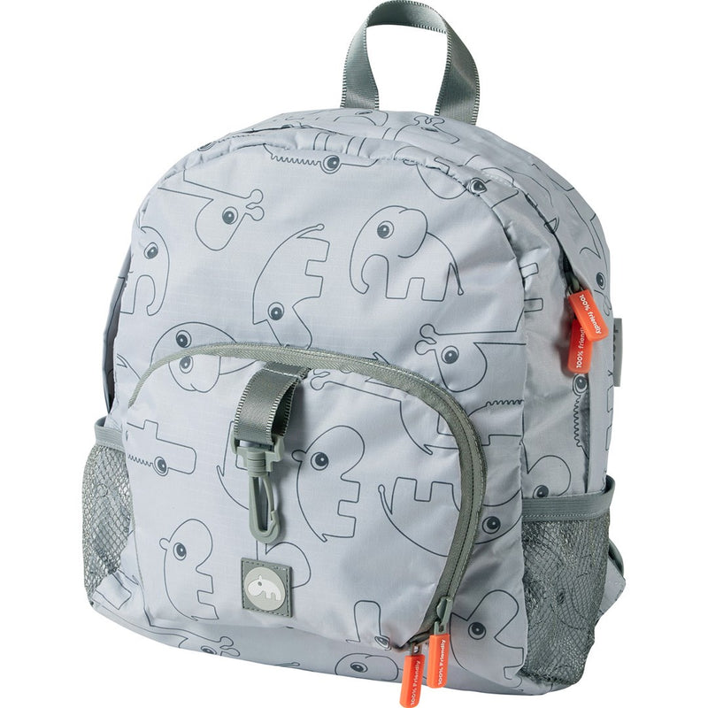Backpack Contour Grey