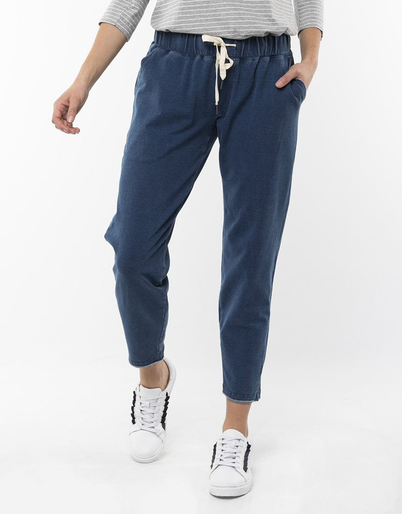 Elm Rickety Pant - Denim