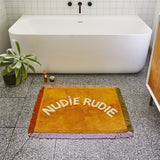 Tula Nudie Bath Mat - Xmas Edition