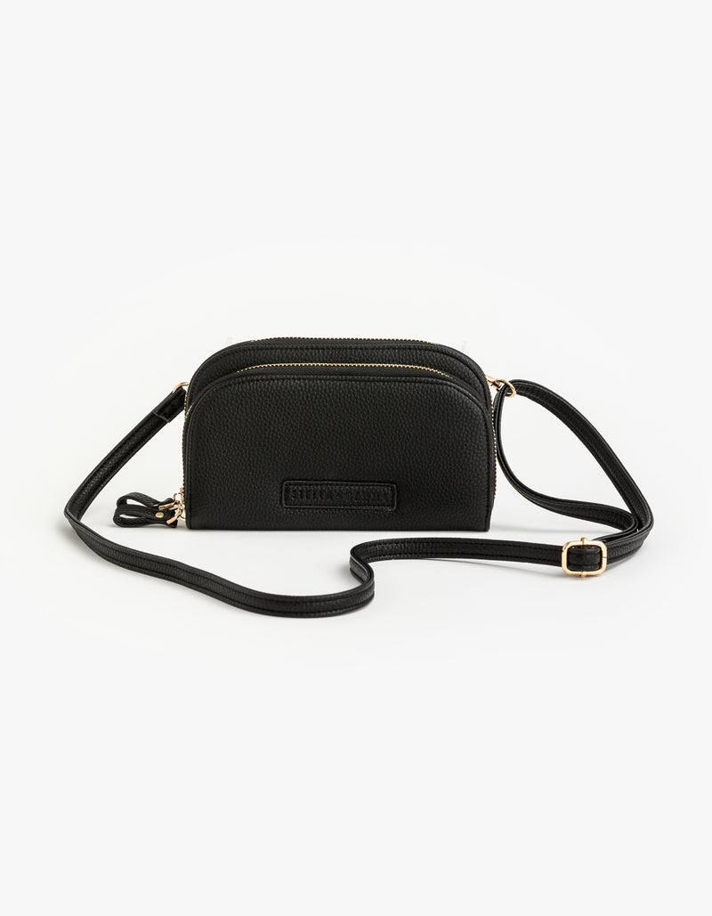 SG Black Cleo Duo Phone/Wallet