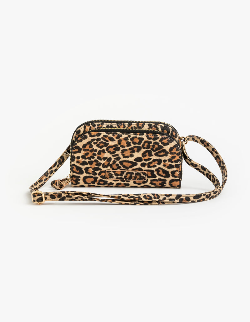 SG Leopard Cleo Duo Phone/Wallet